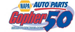 Gopher 50 logo copy